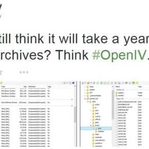 MOD管理ツール「Open IV」作者がGTA5(GTAV)PC版のファイル複合化に成功。