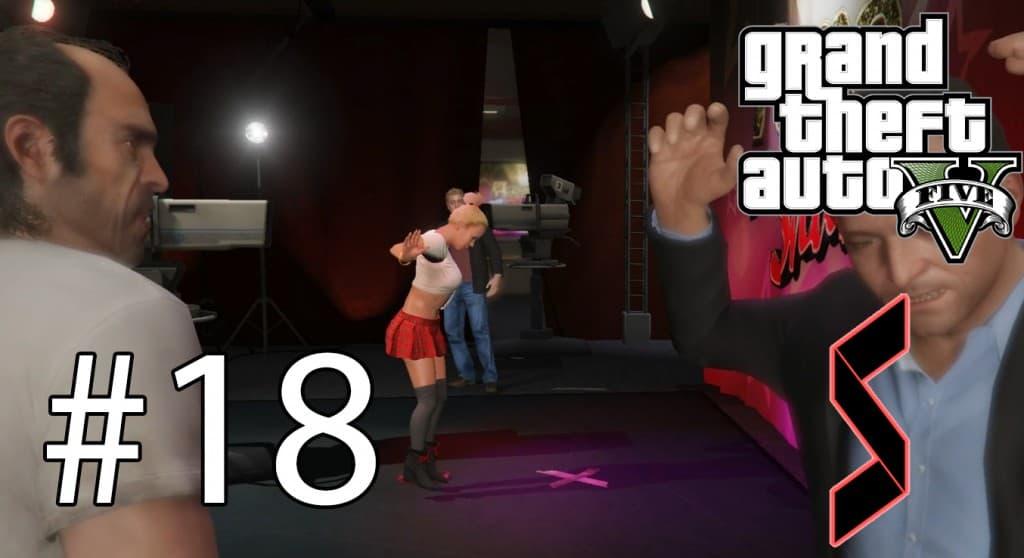 GTAV(GTA5)PC版 – SOCOMの実況プレイ ストーリー編 Part.18