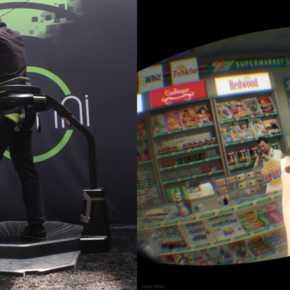 Oculus Rift+OmniでGTA5の世界に入れる!