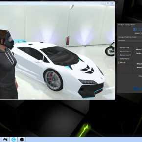 GTA5(GTAV)PC版のガレージハックが出来るチートツール。