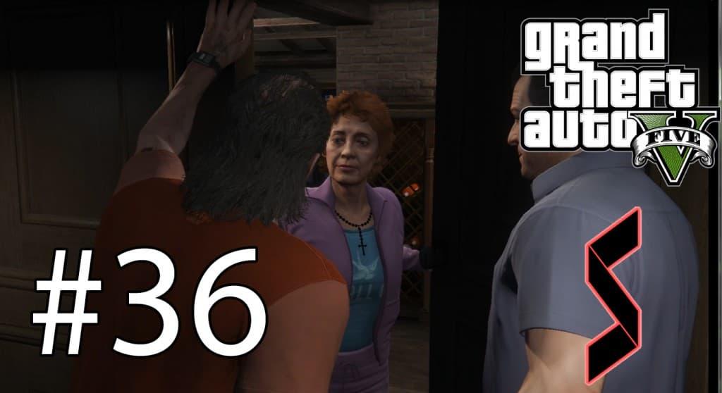 GTAV(GTA5)PC版 – SOCOMの実況プレイ ストーリー編 Part.36