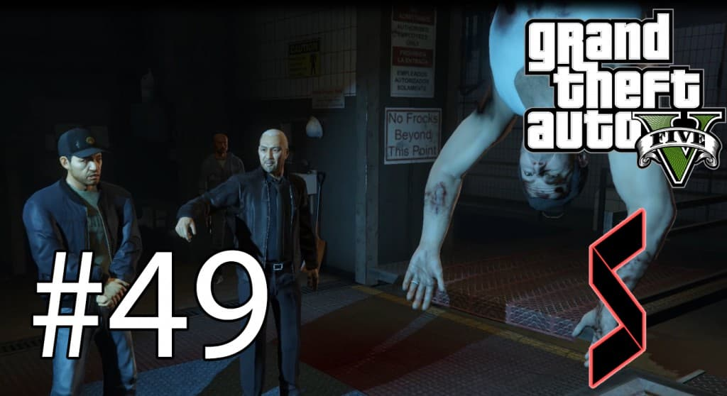 GTAV(GTA5)PC版 – SOCOMの実況プレイ ストーリー編 Part.49