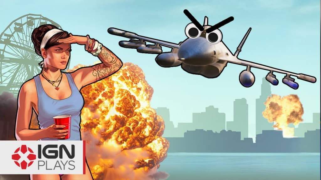 GTA5 PC版 一部MODにマルウェア混入が発覚。「Angry Planes」「No Clip」導入者は要確認