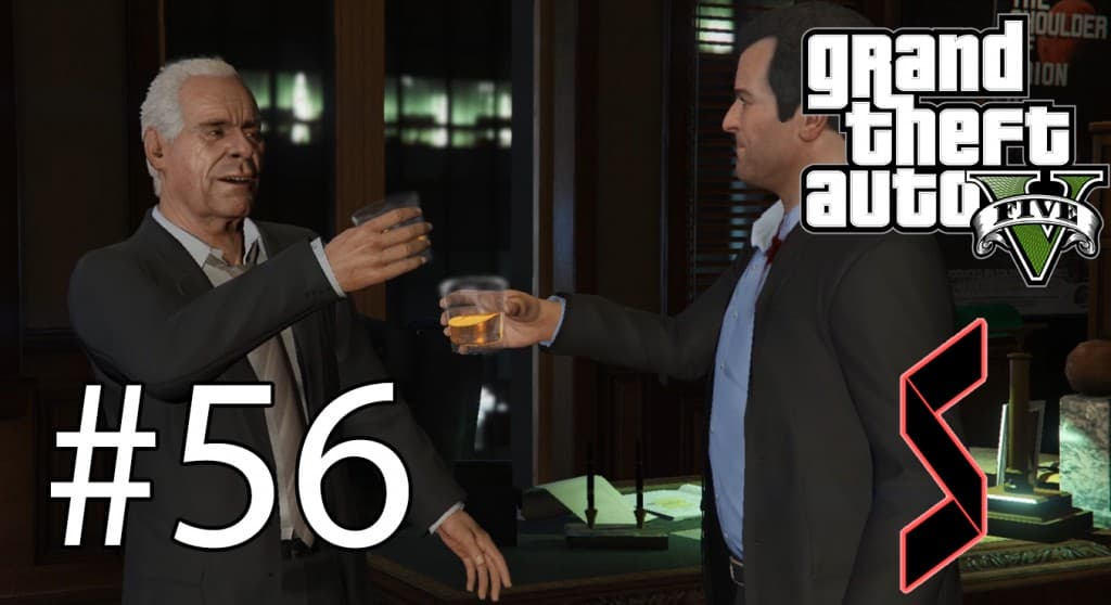 GTAV(GTA5)PC版 – SOCOMの実況プレイ ストーリー編 Part.56