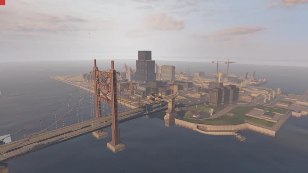 GTA5 PC版 今度はLiberty CityのMAPMODが登場