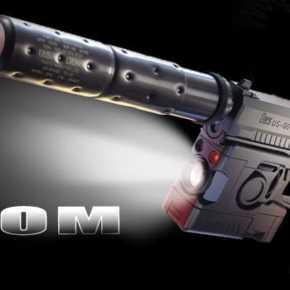 GTA5 PC版 ついにSOCOM Mk23が登場!しかもLAM付きのMGSバージョンだ!