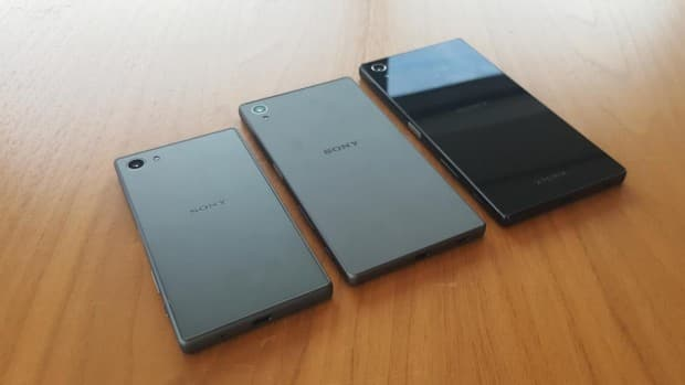 Xperia Z5の4Kモデルを含む全3種類の実機画像とベンチマークが流出