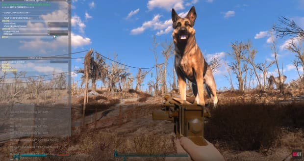 Fallout 4 PC版 早速グラフィックMODの「ENB Series」が対応