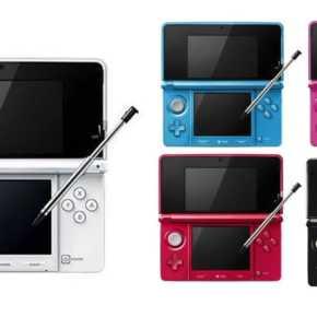 Amazonで3DS本体を9,999円で販売中! 本日限りの特別特価