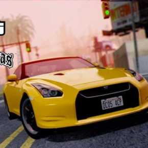PS3で永遠の名作GTASAが高画質化されて発売決定