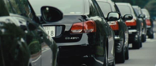 この車が後ろに来たら嫌だ!絶対に後ろにつかれたくない自動車ベスト5