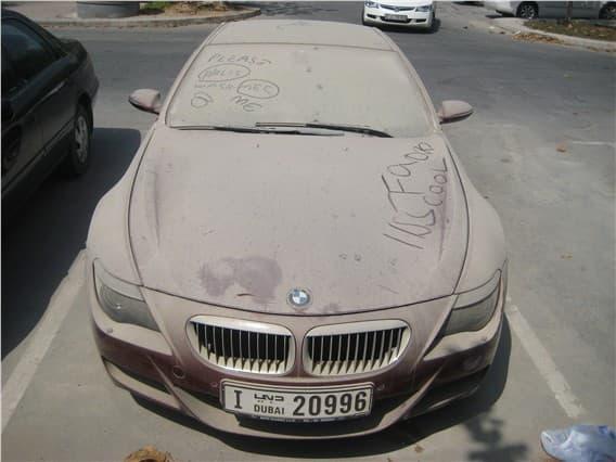第3位:汚い車