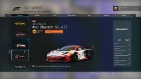 マクラーレン 12C GT3