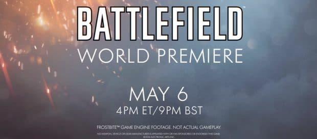 最新作の「バトルフィールド5」の予告映像が公開!現代戦で宇宙には行かなそう