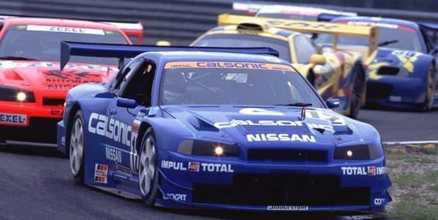 2002年:全日本GT選手権 「カルソニックスカイライン」