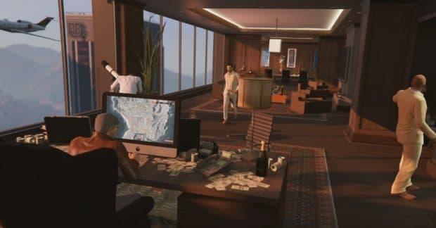 GTA Online アップデートDLC「金と権力と野望」のトレイラーが公開