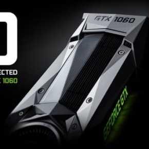 GTX 1060はGTX 980+αの性能で低消費電力!日本価格は約4万円で登場か