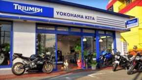 バイク販売店 トライアンフ横浜北が客のバイクや預かり金を持ったまま夜逃げか