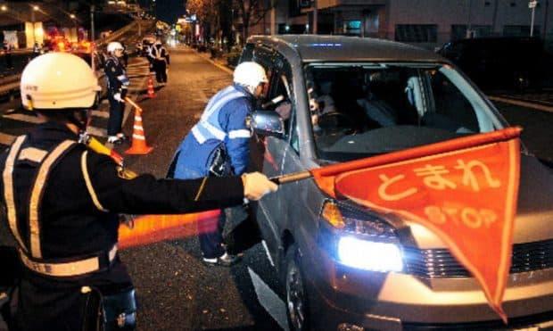 東京オートサロン2017の警察取締情報!車で行く人達は一斉取締と検問に注意