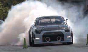 世界最速のR35 GT-Rが誕生!3000馬力のマシンで1/4マイルの世界記録を大幅更新