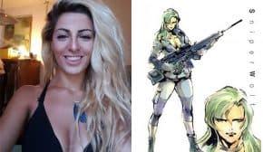 リアル「スナイパー・ウルフ」!金髪美人女子大生スナイパーがISISを100人射殺して100万ドルの懸賞金がかかる
