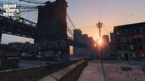 GTA5にリバティーシティを導入する大規模MOD!新たなスクリーンショットが公開