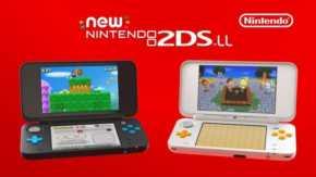 任天堂「Newニンテンドー2DS LL」を突然発表!折りたたみが可能で7月に発売へ