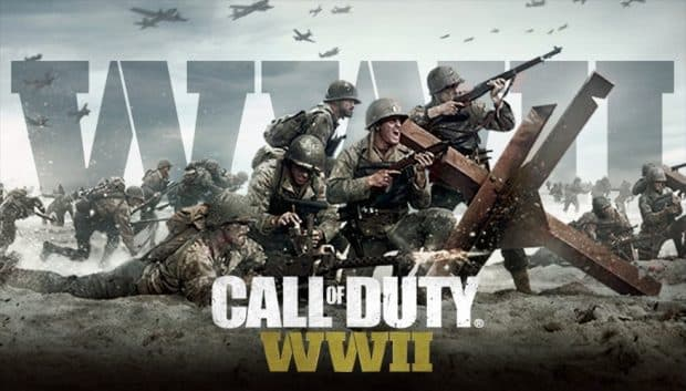 CoD最新作「Call of Duty WWII」の発売日が決定!D-Dayを描くトレイラーも公開