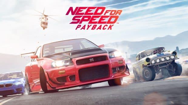 最新作「Need for Speed Payback」正式発表!今作は裏社会を巡る復習の物語