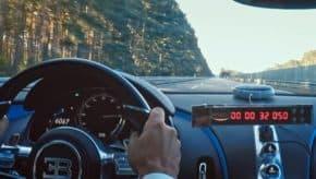 時代は400km/hへ ブガッティ シロンが0-400-0km/hテストで世界記録達成