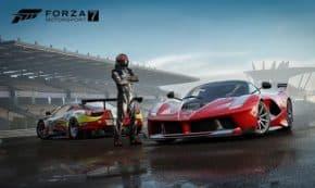 Xbox One / Win 10「Forza Motorsport 7」デモ版配信開始!ローンチトレイラーも同時公開