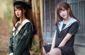 日本の女子高生が大流行中の中国で確立されたファッション「JK系」とは?「かわいすぎる」「こんな美少女が」