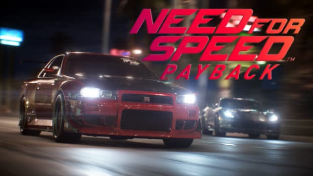 PC版 Need for Speed Payback(ニード・フォー・スピード ペイバック)の推奨スペックと必要スペック