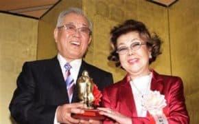【訃報】プロ野球・元野村監督の夫人「野村沙知代(サッチー)」さんが85歳で死去