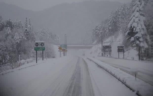 1月22日の大雪で関東地方全域の高速道路が通行止めか!NEXCO東日本がアナウンス