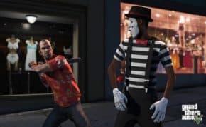 レペゼン暴力「グランド・セフト・オート5」を2ヶ月間プレイしてもプレイヤーは暴力的にならなかった事が証明される
