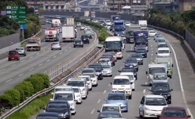 2018年お盆の高速渋滞予測!中央道で最大40km渋滞 ピークは下りが11日で上りが14日 休日割引の変更も