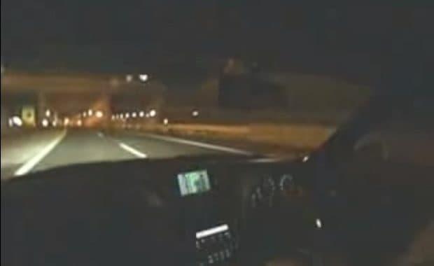 首都高速湾岸線で190kmh走行の動画を仲間内で共有した男性 警察に通報されて逮捕される