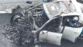 兵庫・阪神高速道路で200km/hのレースをしていたポルシェとBMWに巻き込まれた死亡事故 医師の運転手は無免許