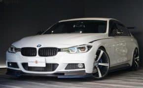 300万円相当カスタムした高級車「BMW・340i  Mスポーツ」がなんと478円で発売中