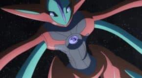 ポケモンGO EXレイドバトル「デオキシス」がアタックフォルムに変更