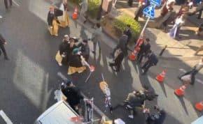 【2019年成人式】横浜市の成人式で新成人ヤンキー同士の抗争が発生!袴とスーツが大乱闘