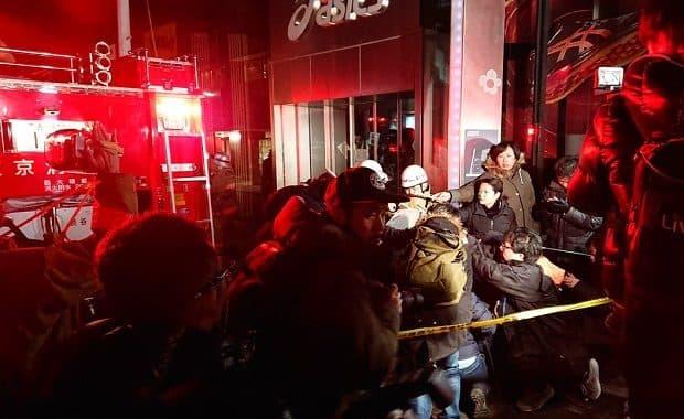 原宿・竹下通りで自動車暴走テロ事件が発生!クルマでで歩行者を跳ね飛ばす「テロを起こした」
