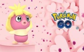 ポケモンGO バレンタインイベントが開始!ピンク色ポケモンが大量発生やアメ2倍
