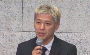 田村亮が会見で吉本興業の爆弾発言を告白「在京5社、在阪5社のテレビ局は吉本の株主だから大丈夫やからと言われた」