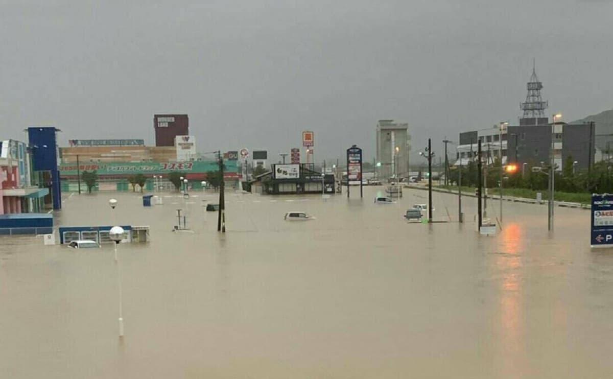 九州北部が大雨の影響で浸水や水没など激しい被害に!豪雨で発生した現地の被害状況 まとめ