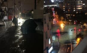 台風19号の影響で多摩川氾濫!川崎・武蔵小杉や世田谷・二子玉川で冠水や浸水被害
