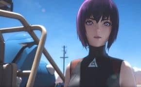 新作アニメ「攻殻機動隊 SAC_2045」の映像初解禁!ついに少佐が帰ってきた