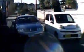 千葉県で75歳高齢者が逆走して対向車に当て逃げする危険な事故!「前に遅い車が居て追い越そうとした」