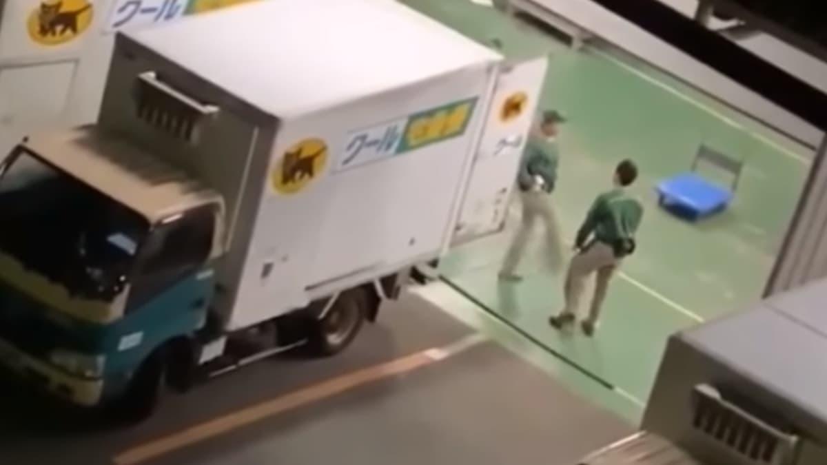 ヤマト運輸の倉庫で従業員がパワハラで暴行か!ブチギレて怒鳴りつけながら何度も蹴る「ブチ殺すぞ」